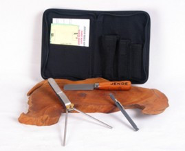 JENDE Maintenance Kit with JENDE Original Knife