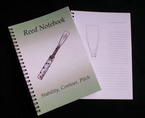 Reed Notebook
