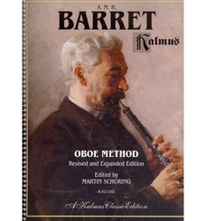 Barret Oboe Method, Schuring edition