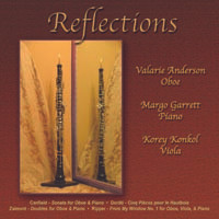 Reflections Works for Oboe