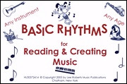 Basic Rhythms Flashcards