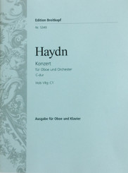 Haydn Concerto in C for Oboe and Orchestra