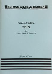 Poulenc Trio for Piano, Oboe & Bassoon