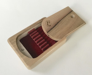8 Oboe Reed Wood Chiarugi Case