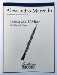 Marcello Oboe Concerto in c minor
