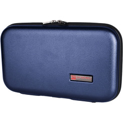 Oboe Case Micro ZIP in blue
