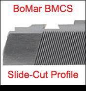 1911 Slide Cut Dovetail Profile for BoMar BMCS Sight