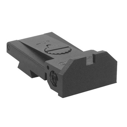 BoMar BMCS 1911 Kensight Sight Deep Notch with Beveled Blade