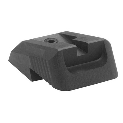 Kensight DFS 1911 Defense Fixed Rear Sight with Recessed Blade