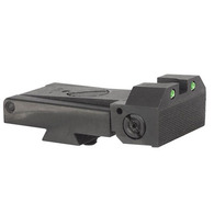 Kimber Adjustable Kensight Sight Trijicon Tritium insert - Night Sights - Rounded Blade