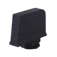 Kensight Serrated Ramp Front  Glock® Sight - SMALL and LARGE Frame
