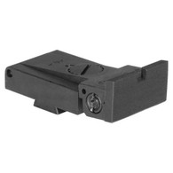 LPA TRT Kensight Target 1911 Fully Adjustable Rear Sight with a Squared Blade