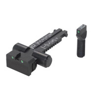 AK Variant Kensight Rifle Sight Set Trijicon Tritium insert - AK-47 Night Sights (960-961)