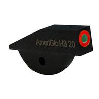 Kensight® ProGlo™ Tritium Front Sight for Colt single pin snake guns - Lumi Orange