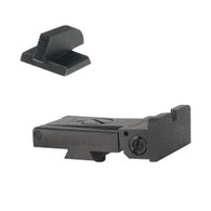 Kensight ® Adjustable Rear Sight, Fully Serrated Sight Blade, Fits Kimber® Adjustable Sight Cut