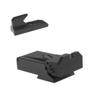 Ruger® MKII and MKIII, beveled blade w/serrations - Includes Undercut patridge front sight