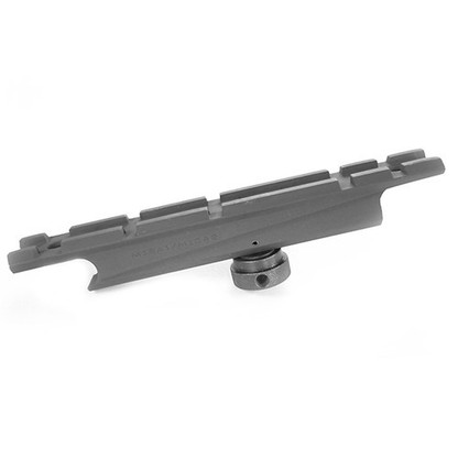 M16/AR15 Carry handle mount, precision machined from 357 aluminum, fits carrying handle of M16 A1 and A2