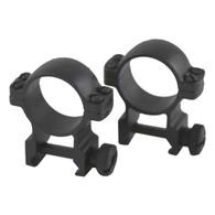 USTS® 1-INCH 4140 Steel See-Through Rings, Standard Width