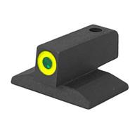 Kensight ® ProGlo ™ - Tritium Night Sight w/Lumi GREEN Outline, Flat Base