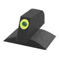Kensight® ProGlo™ - Tritium Night Sight w/Lumi GREEN Outline, Contoured Base