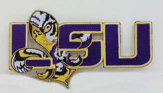 Tangled Tigre Patch
