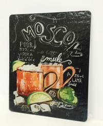 Moscow Mule Cutting Board