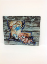 Gumbo Louisiana Cutting Board