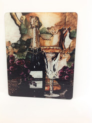 Chandon Wine Cutting Board
