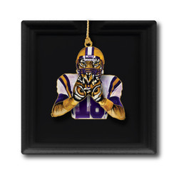 PRE ORDER PLAY LIKE A TIGER ORN_LSU2018 instock