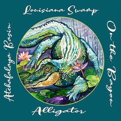 Alligator on the bayou