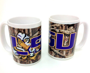 Tangled Tigre Camo Coffee Mug