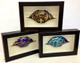 Framed Crab Shells
