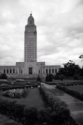State Capitol Louisiana