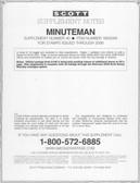 Scott Minuteman Album Supplement, 2008 #40