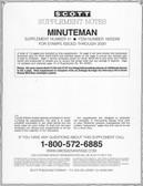 Scott Minuteman Album Supplement, 2009 #41