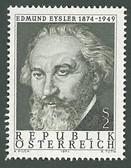 Austria, Scott Cat. No. 1003, MNH