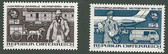Austria, Scott Cat. No. 1004-1005, Set, MNH