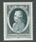 Austria, Scott Cat. No. 1008, MNH