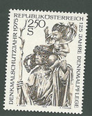 Austria, Scott Cat. No. 1011, MNH