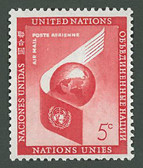 United Nations, Scott Cat. C06, MNH