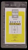 106 x 55 mm Scott Pre-Cut Mounts (Scott 914 B/C)