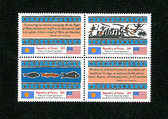 Palau, Scott Cat. No. 01-04 (Set), MNH