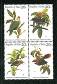 Palau, Scott Cat. No. 05-08 (Set), MNH