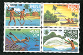 Palau, Scott Cat. No. 55-58 (Set), MNH