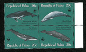 Palau, Scott Cat. No. 24-27 (Set), MNH