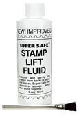 Supersafe Stamp Lift Fluid (4 oz)
