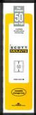 50 x 215 mm Scott Mount  (Scott 934 B/C)