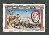 Nevis, Scott Cat. No. 0258, MNH