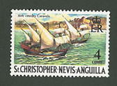 St. Kitts, Nevis & Anguilla Scott Cat. No. 210, MNH