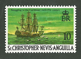 St. Kitts, Nevis & Anguilla Scott Cat. No. 213, MNH